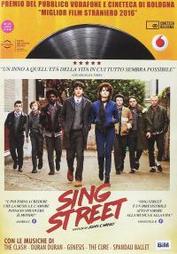 Sing street [VIDEOREGISTRAZIONE]
