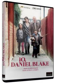 Io, Daniel Blake [DVD] / diretto da Ken Loach ; scritto da Paul Laverty