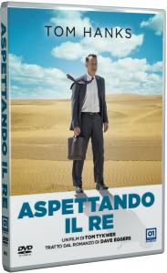 Aspettando il re [DVD] / un film di Tom Tykwer ; tratto dal romanzo di Dave Eggers ; [con] Tom Hanks