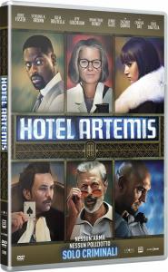 Hotel Artemis [VIDEOREGISTRAZIONE]