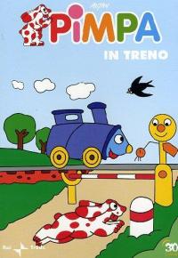 Pimpa in treno