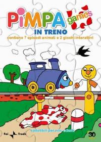 Pimpa in treno [DVD] / [regia di Enzo D'Alò]