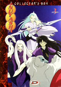 Inuyasha. 3 season