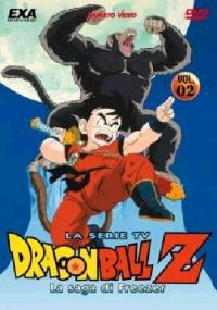 Dragon Ball z. La  saga  di  Freezer