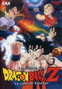 Dragon Ball Z. La saga di Freezer / regia Daisuke Nishio. Vol. 5