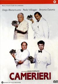 Camerieri [DVD]