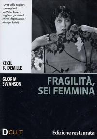 Fragilità, sei femmina