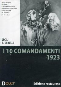 I 10 comandamenti 1923
