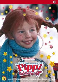 Le fantastiche avventure di Pippi Calzelunghe [DVD] / la serie TV originale ispirata ai romanzi di Astrid Lindgren. 3 [DVD]