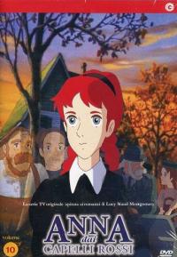 Anna dai capelli rossi. Seconda parte / [regia di Isao Takahata] ; ispirata ai romanzi di Lucy Maud Montgomery. 10