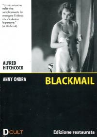 Blackmail [DVD]