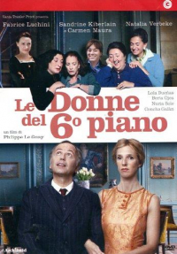 Le donne del 6. piano [DVD]