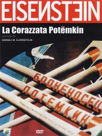 La corazzata Potemkin [DVD] / regia Sergej M. Ejzenstejn ; sceneggiatura Sergej M. Ejzenstejn ; musica Sostacovic