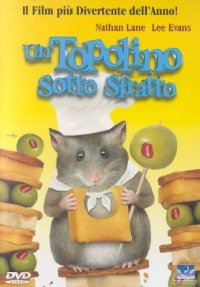 Un topolino sotto sfratto [DVD] / directed by Gore Verbinski ; music by Alan Silvestri ; written by Adam Rifkin
