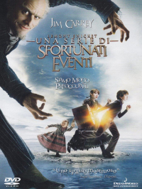 Lemony Snicket una serie di sfortunati eventi [DVD]