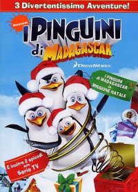 I pinguini di Madagascar - Missione Natale