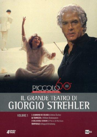 Il grande teatro di Giorgio Strehler, volume 1 [Videoregistrazione]