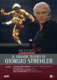 Il grande teatro di Giorgio Strehler, volume 2