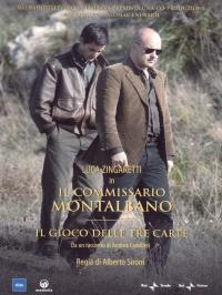 Il commissario Montalbano [DVD] [: Il gioco delle tre carte]