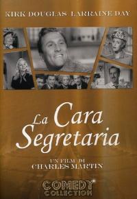 La cara segretaria [DVD]
