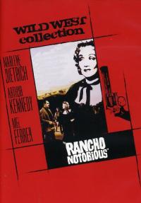 Rancho notorious [DVD] / un film di Fritz Lang