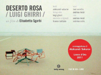 Deserto rosa, Luigi Ghirri