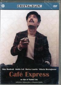 Café Express / un film di Nanny Loy ; soggetto di Nanni Loy, Elvio Porta ; sceneggiatura di Nanni Loy, Nino Manfredi, Elvio Porta ; musiche di Giovanna Marini