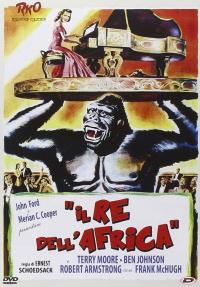 Il re dell'Africa [VIDEOREGISTRAZIONE]