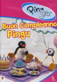 Buon compleanno Pingu [DVD]