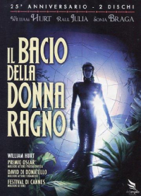 Il bacio della donna ragno / directed by Hector Babenco ; screenplay by Leonard Schrader ; based on the novel by Manuel Puig ; original orchestral score by John Neschling & Nando Carneiro