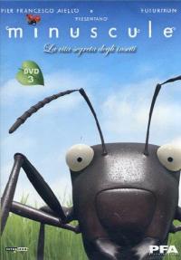 Minuscule : la vita segreta degli insetti. Prima stagione / regia Thomas Szabo ; da un'idea di Thomas Szabo e Hélène Giraud ; musica di Hervé Lavandier. DVD 3