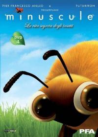Minuscule : la vita segreta degli insetti. Prima stagione / regia Thomas Szabo ; da un'idea di Thomas Szabo e Hélène Giraud ; musica di Hervé Lavandier. DVD 4