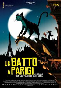 Un gatto a Parigi [DVD]