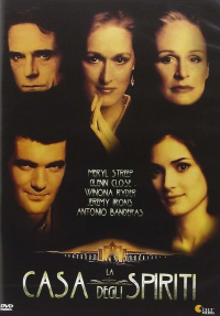 La casa degli spiriti [DVD] / [con] Meryl Streep ... [et al.] ; [written and directed by Bille August]