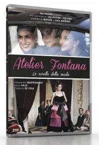 Atelier Fontana : Le sorelle della moda / regia di Riccardo Milani ; soggetto e sceneggiatura di Luca Zei ; musiche Andrea Guerra