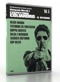 L'ispettore Coliandro. Vol. 5, Il ritorno