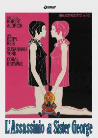 L'assassino di Sister George [DVD] / diretto da Robert Aldrich ; con Beryl Reid, Susannah York, Coral Browne