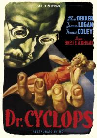 Dr. Cyclops [VIDEOREGISTRAZIONE]