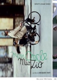 Mon oncle (mio zio) [DVD]
