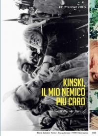 Kinski, il mio nemico piu caro [DVD]