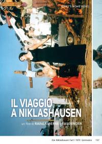 Il viaggio a Niklashausen [VIDEOREGISTRAZIONE]