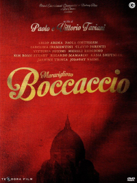 Maraviglioso Boccaccio [DVD]
