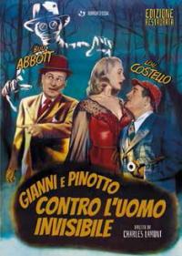 Gianni e Pinotto contro l'uomo invisibile