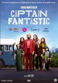 Captain fantastic [DVD]