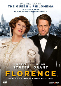 Florence [DVD] / [con] Meryl Streep, Hugh Grant ; [diretto da Stephen Frears]