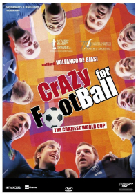 Crazy for football [VIDEOREGISTRAZIONE]