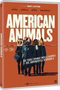 American Animals [VIDEOREGISTRAZIONE]
