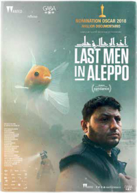 Last men in Aleppo [VIDEOREGISTRAZIONE]