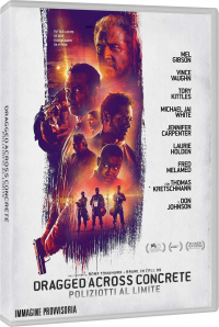 Dragged across concrete [VIDEOREGISTRAZIONE]