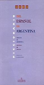 Diccionario del espanol de Argentina